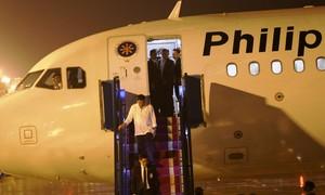 Tổng thống Philippines Duterte đến Đà Nẵng