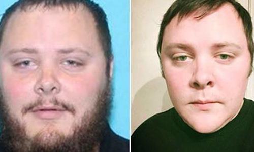 Nghi phạm Kelley trong vụ xả súng ở nhà thờ bang Texas, Mỹ. Ảnh: globaldefensenews.