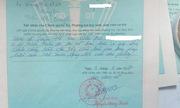 Chủ tịch xã phê bình cả nhà nam sinh khi xác nhận lý lịch nhập học
