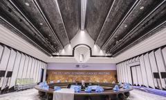 Bên trong nơi diễn ra phiên họp quan trọng nhất của APEC