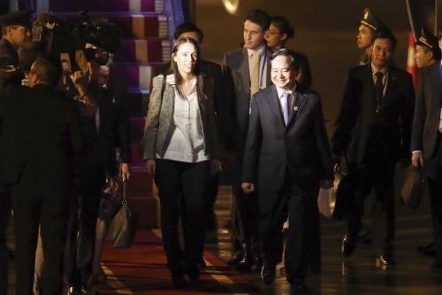 Nhà lãnh đạo trẻ nhất các nền kinh tế APEC đến Đà Nẵng