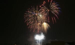 21 phút pháo hoa chào đón các lãnh đạo 21 nền kinh tế APEC