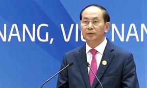 Chủ tịch nước: 'Hội nghị APEC thành công tốt đẹp'