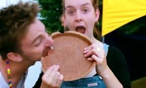 Loại đĩa có thể ăn được và tự phân hủy