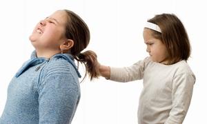 Bảy bước uốn nắn hành vi xấu của trẻ