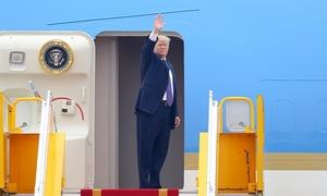Sức dẻo dai của ông Trump trong chuyến công du châu Á 12 ngày