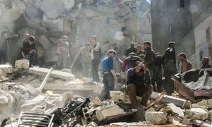 Nga, Mỹ đối đầu tại Liên Hợp Quốc về vấn đề Syria