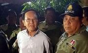 Tòa án Tối cao Campuchia ra phán quyết giải thể đảng đối lập CNRP