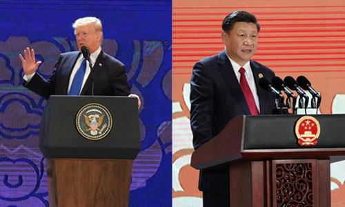 Người Mỹ nói gì về phát biểu của ông Trump và ông Tập ở Đà Nẵng?