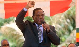 Cựu phó tổng thống 'Cá sấu' trong tâm điểm binh biến Zimbabwe