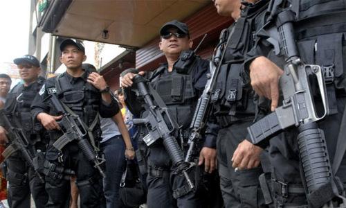 Philippines phá âm mưu đánh bom trước hội nghị cấp cao ASEAN