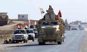 Quân đội Iraq giải phóng thị trấn cuối cùng từ tay IS