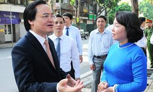 Bộ trưởng Giáo dục gửi thư chúc mừng ngày Nhà giáo Việt Nam