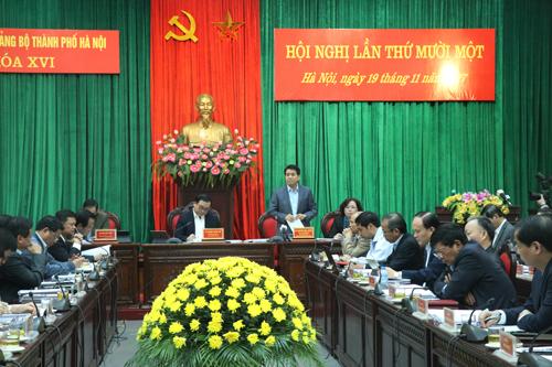 Bộ Chính trị đồng ý cho Hà Nội thí điểm mô hình chính quyền đô thị