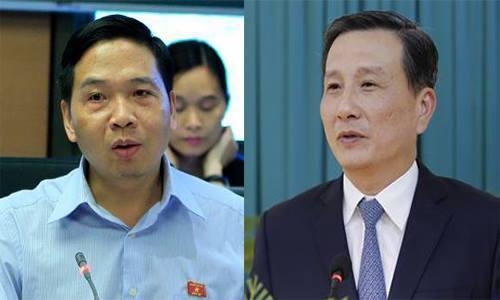 Hai Phó bí thư Tỉnh ủy được điều động ra Trung ương