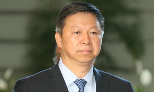 Ông Tống Đào. Ảnh: Jiji Press.