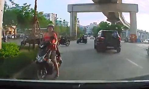 Người Việt có thấy xấu hổ khi vi phạm luật giao thông?