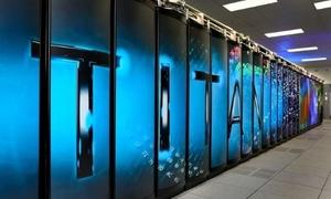 Những siêu máy tính mạnh nhất thế giới