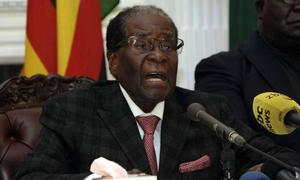 Các bộ trưởng tẩy chay cuộc họp của Tổng thống Zimbabwe