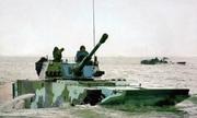 Trung Quốc khoe mẫu thiết giáp lội nước 'nhanh nhất thế giới'