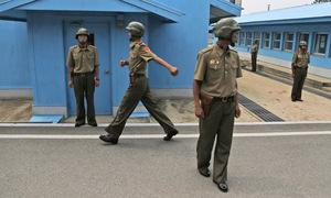 Hàn Quốc nói Triều Tiên thay toàn bộ lính gác biên giới