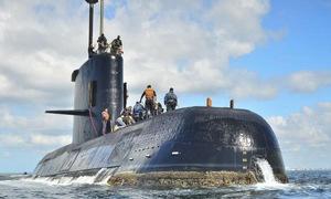 Argentina phát hiện 'tiếng nổ' gần nơi tàu ngầm mất tích