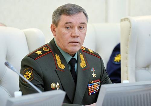 Tổng tham mưu trưởng quân đội Nga Valery Gerasimov. Ảnh: Sputnik.