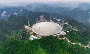 Cuộc đua tìm người ngoài hành tinh của Trung Quốc
