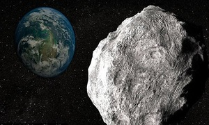Tiểu hành tinh 5 km sắp bay sượt qua Trái Đất