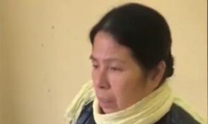 Lời khai của bà giúp việc đánh bé gái hơn một tháng tuổi