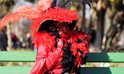 Sắc màu tại lễ hội carnaval Annecy của Pháp
