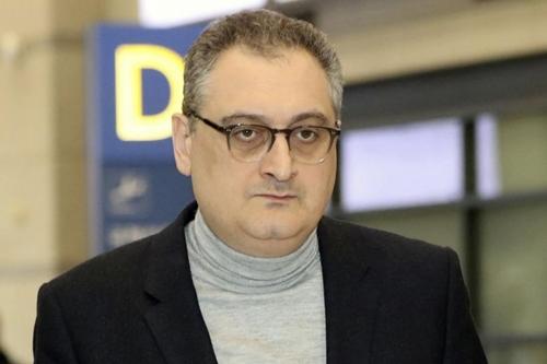 Thứ trưởng Ngoại giao Nga Igor Morgulov. Ảnh: EFE.