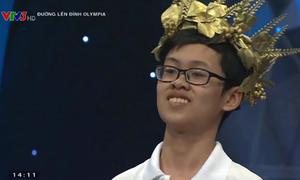 Nam sinh Đà Nẵng giành vé đầu tiên vào chung kết Olympia 18