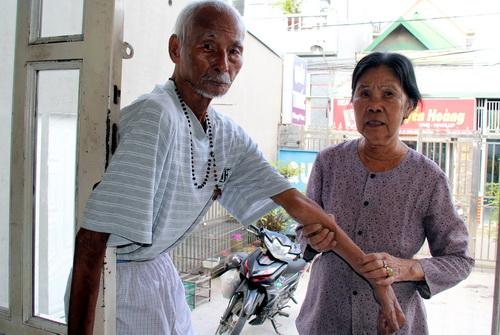 Bà Lan không thể đòi 1 tỷ đồng của mình khiến cuộc sống khó khăn. Ảnh: Phước Tuấn