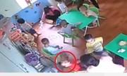 Bảo mẫu đánh đập bé 17 tháng tuổi vì vừa ăn vừa khóc