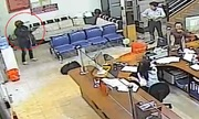 3 phút của kẻ nã đạn cướp ngân hàng ở Đăk Lăk