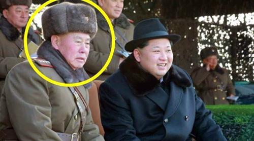 Đại tướng Ri Myong-su, Tổng tham mưu trưởng quân đội Triều Tiên