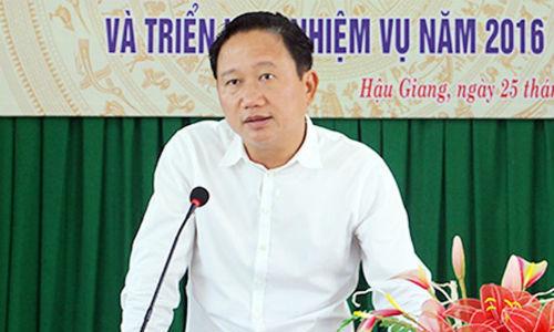 Ông Trịnh Xuân Thanh sẽ bị xét xử trước Tết Nguyên đán 2018