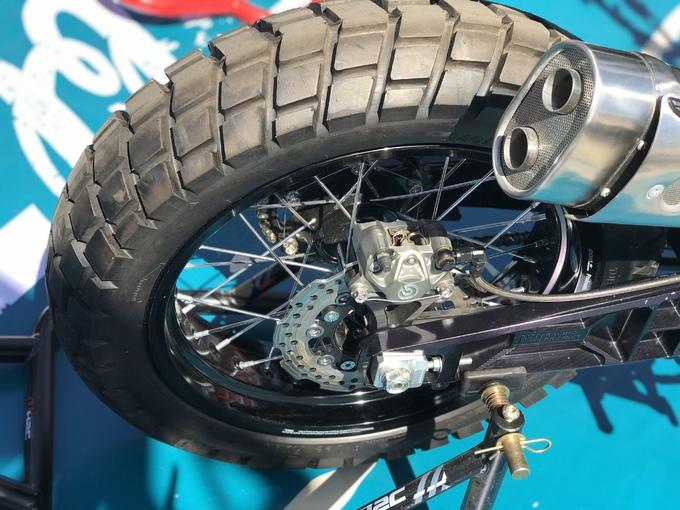 Honda CB150R - xế lạ phong cách nhà binh