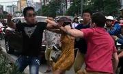 Khi người Việt dùng nắm đấm giải quyết va chạm giao thông