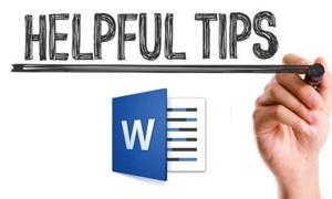 Những phím tắt biến bạn thành chuyên gia Microsoft Word