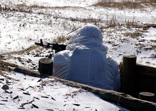 Binh sĩ Nga tại trường bắn. Ảnh: structure.mil.ru.