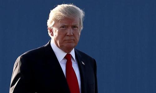 Tổng thống Mỹ Donald Trump. Ảnh: CBS News.