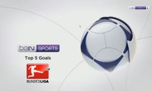 5 bàn thắng đẹp nhất vòng 14 Bundesliga