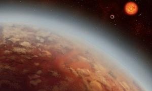 Hành tinh 'siêu Trái Đất' có thể chứa sự sống