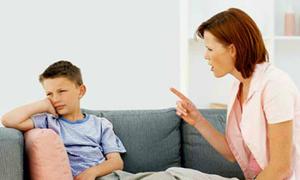 Mẹ nhận ra con tầm thường là do sự giáo dục của mẹ