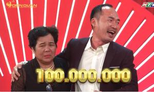 Cô bán chè mê Tiến Luật khiến giám khảo 'cười té ghế' ẵm 100 triệu đồng