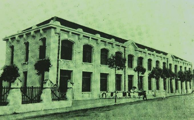 Trường học Việt Nam thời Pháp thuộc