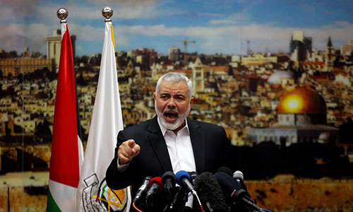 lanh-dao-hamas-keu-goi-nguoi-palestine-noi-day-chong-israel