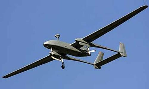 Trung Quốc cho rằng một UAV Ấn Độ đã xâm phạm lãnh thổ nước này. Ảnh minh họa: NDTV.